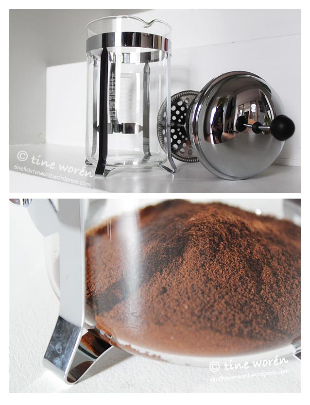 hur man gör kaffe i bryggare